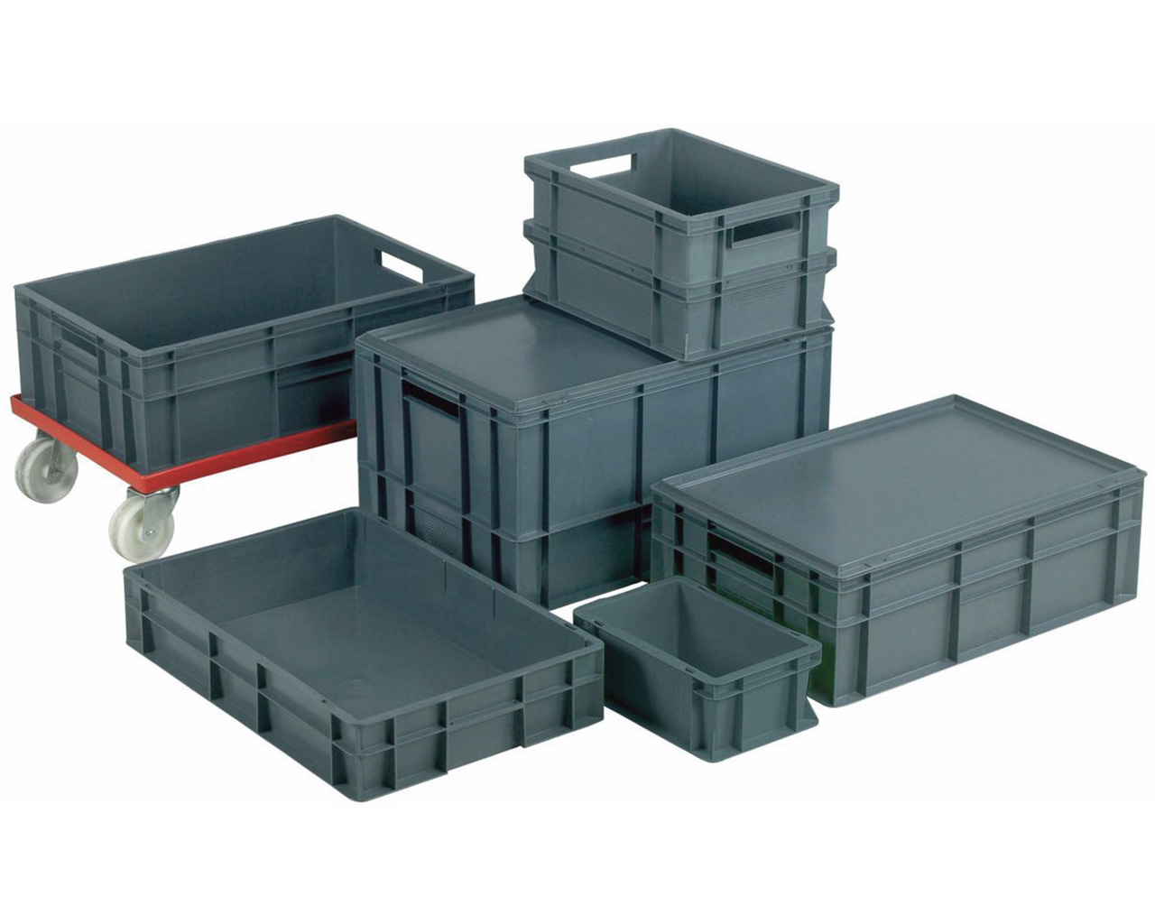Euro Container Lids